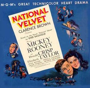 National velvet film poster