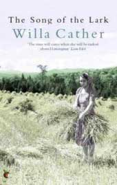 The Song of the Lark by Willa Cather - cover