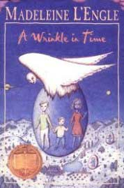 A Wrinkle in Time (cover) by Madeleine L'Engle