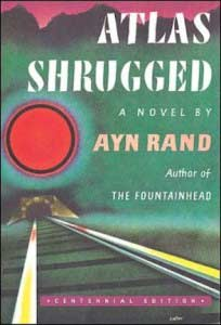 Atlas Shrugged (1957) - original cover