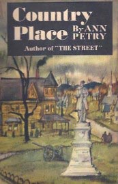 Country Place by Ann Petry - cover