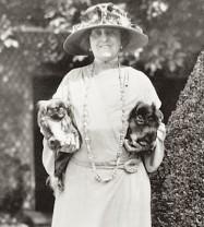 Edith wharton and pekingese