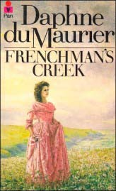 Frenchman's Creek by Daphne du Maurier - cover