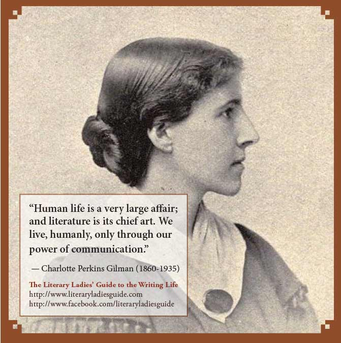a biography of charlotte perkins gilman Women and economics – a study of the economic relation between men and women as a factor in social evolution is a book written by charlotte perkins gilman and published in 1898.