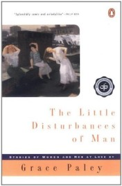 Little disturbances of man by Grace Paley - cover