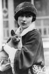 Classic Women Authors and Their Dogs and Cats