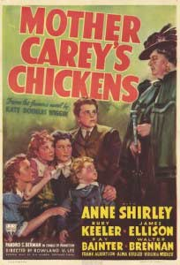 Mother Carey's Chickens - 1938 film poster