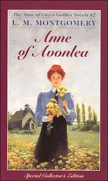 Anne of Avonlea cover