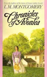 Chronicles of Avonlea by L.M. Montgomery cover