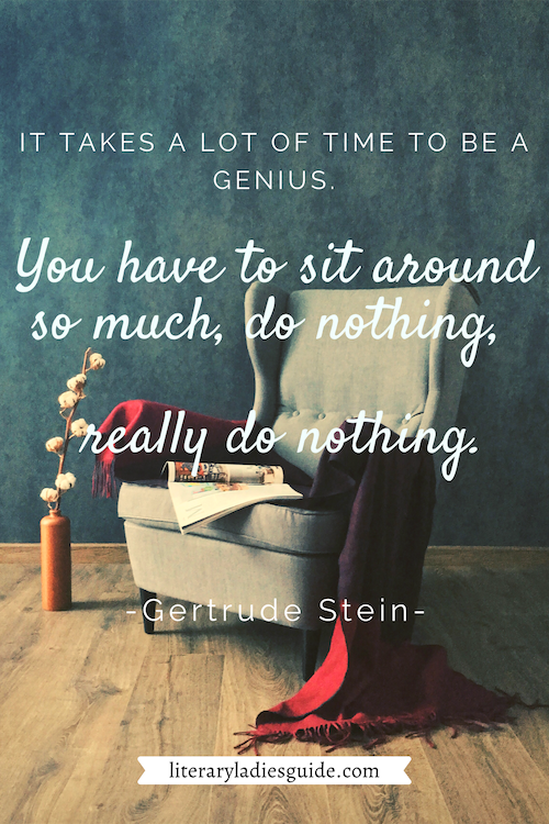 Quotes by Gertrude Stein
