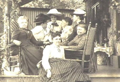 Mary Mapes Dodge at Onteora colony