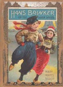 Hans Brinker by Mary Mapes Dodge cover