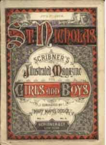 St. Nicholas magazine for children 19th century