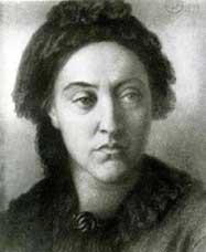Christina Rossetti-1877