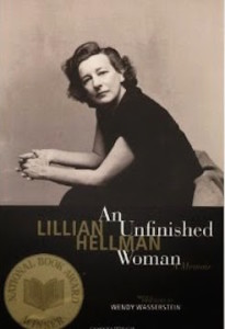 An Unfinished Woman by Hellman cover