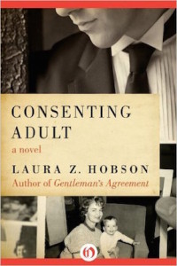 Consenting adult by Laura Z. Hobson