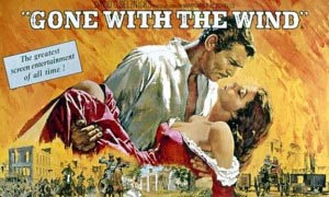Gone with the Wind poster 1939