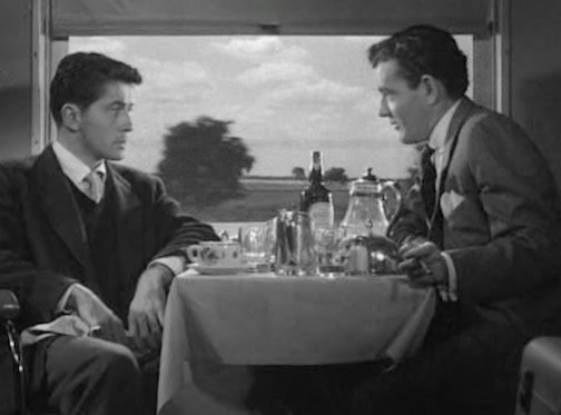 Strangers on a train 1951 film