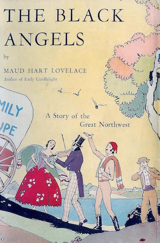 The Black Angels by Maud Hart Lovelace