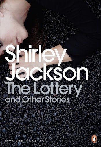 The-Lottery-and-other-stories by Shirley Jackson cover
