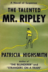 The Talented Mr. Ripley by Patricia Highsmith (1956 cover)
