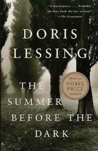 The summer before the dark by Doris Lessing - cover