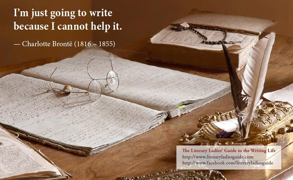 Charlotte Brontë quote