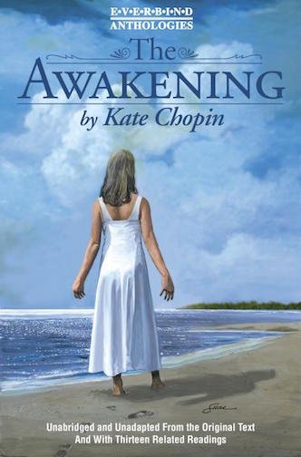 The awakening by Kate Chopin cover