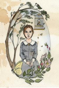 Jane Eyre illustration