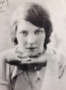 Jean Rhys young