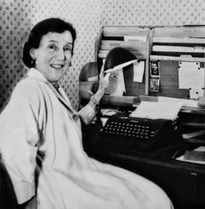Mary O'Hara author of flicka