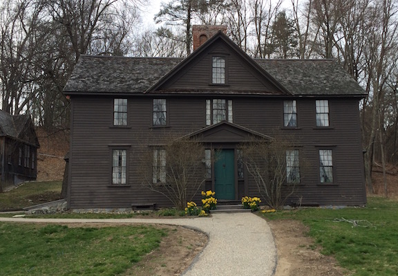 Alcott Orchard House