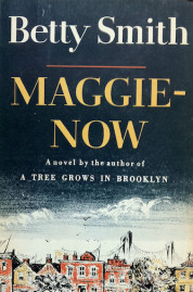 maggie-now (1958) by betty smith cover