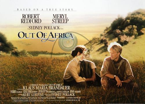 Out of Africa 1985 film