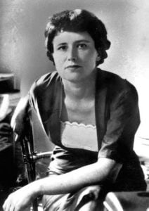 Doris Lessing, author of The Golden Notebook