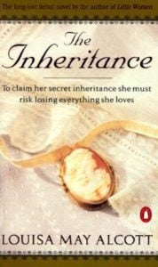 The Inheritance by Louisa May Alcott cover