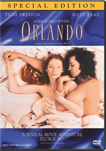 Orlando (2010 movie) Virginia Woolf