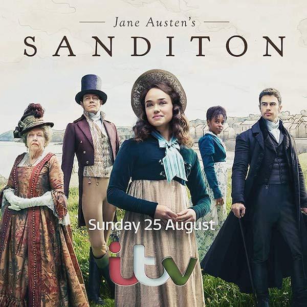 Sanditon by Jane Austen, PBS Masterpiece