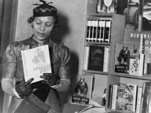 Zora Neale Hurston 1937
