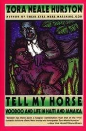Tell my horse Zora Neale Hurston cover