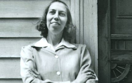 eudora welty young