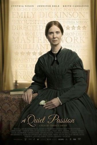 A quiet passion emily dickinson film