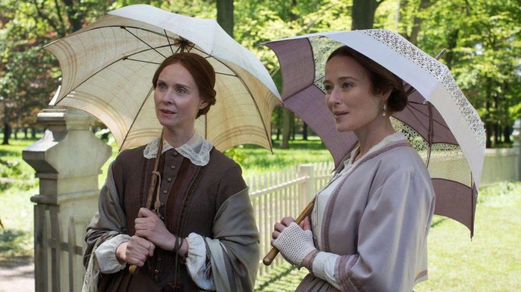 A Quiet Passion — Emily Dickinson film scene