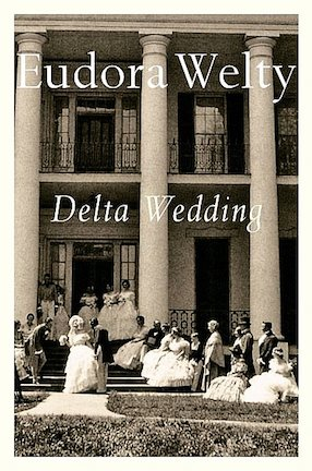 Delta Wedding Eudora Welty cover