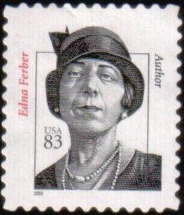Edna Ferber U.S. stamp