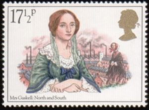 Elizabeth Gaskell Stamp - Great Britain