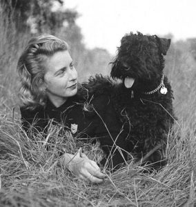 Margaret Wise Brown, photo by Consuelo_Kanaga