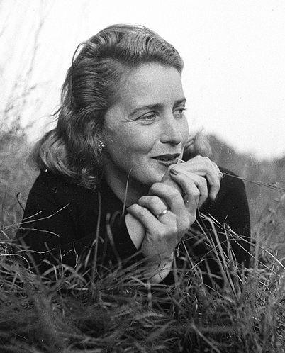 Margaret Wise Brown, photo by Consuelo Kansaga