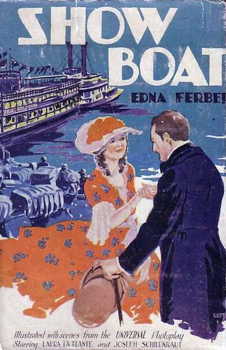 Show Boat by Edna Ferber 1926