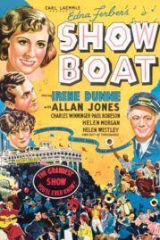 Show Boat movie poster 1936